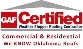 GAF Certified for Commercial and Residential Roofing