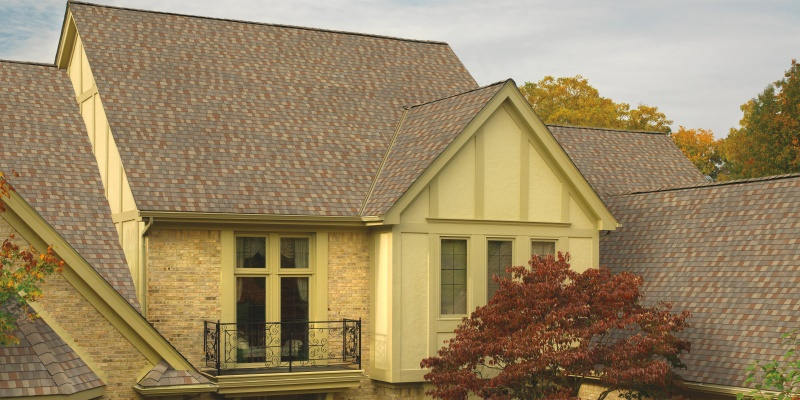 GAF roofing oklahoma home