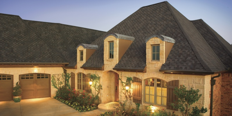GAF specialty roofing shingle1