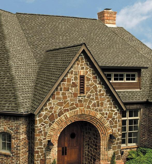 Composition Shingles For Oklahoma Roofs Curb Appeal
