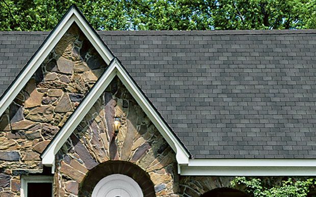 Traditional Three Tab Shingles From Owens Corning Curb