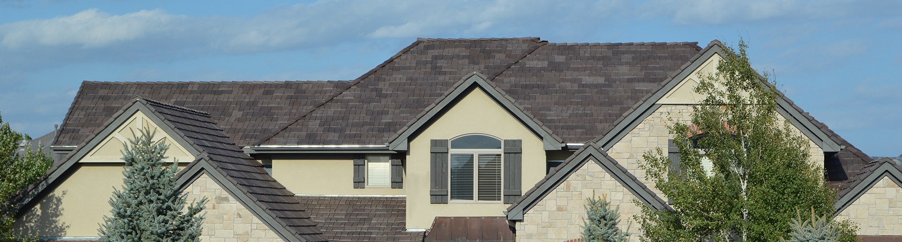 Shake roofing that is impact resistant and wind resistant for Oklahoma roofs.